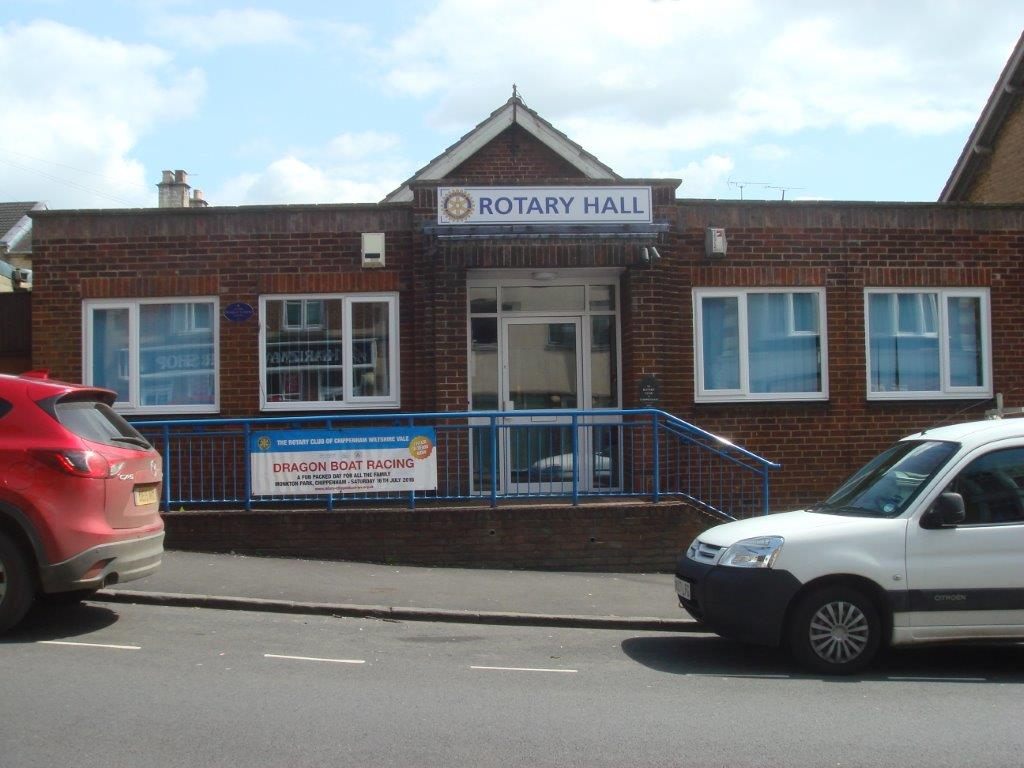 Chippenham Rotary Hall