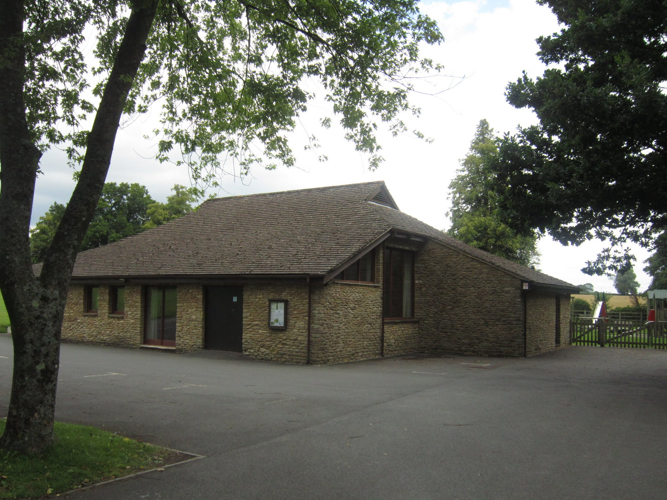 Grittleton, Leigh Delamere & Sevington Village Hall