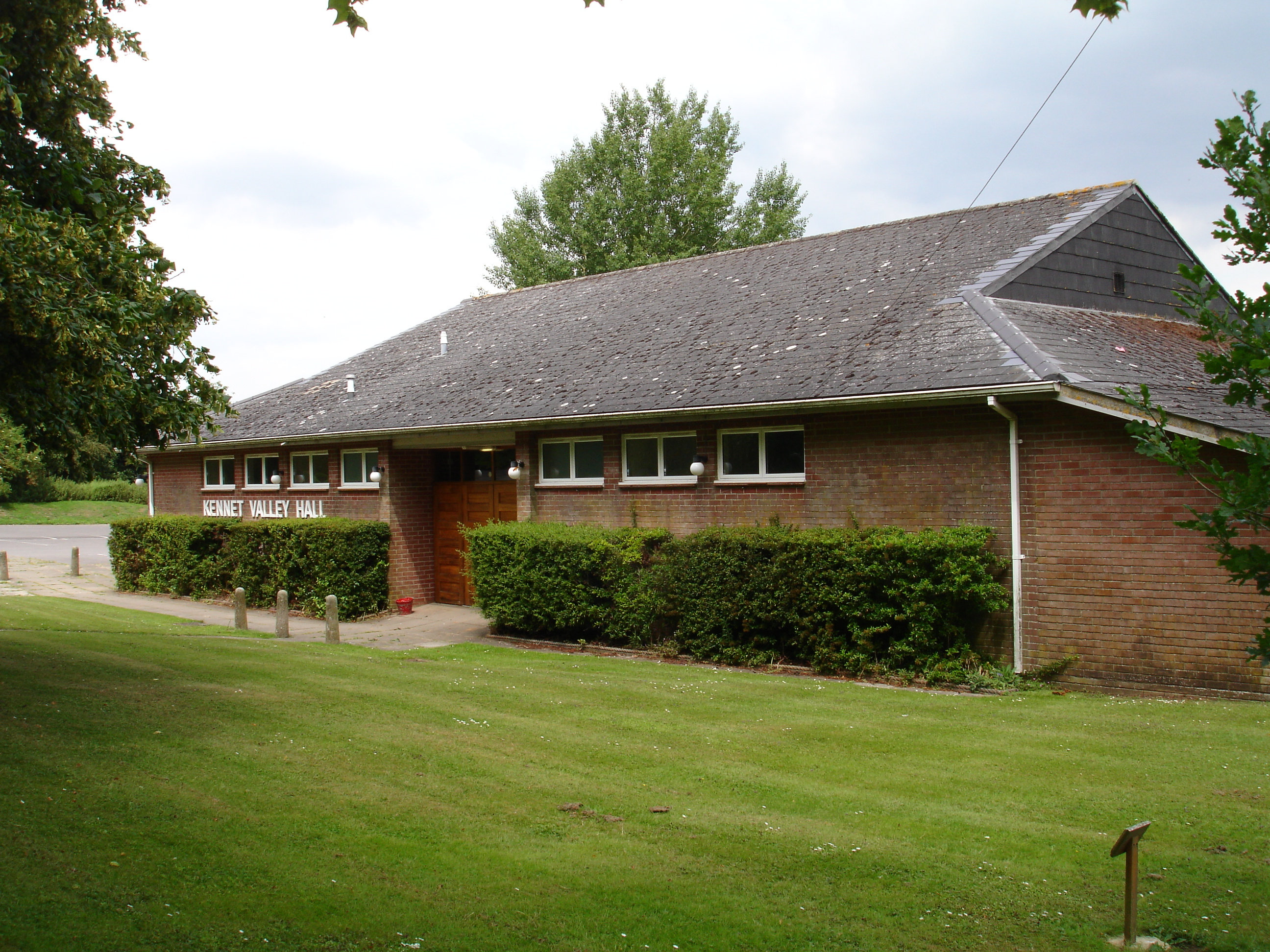 Kennet Valley Village Hall (Lockeridge)