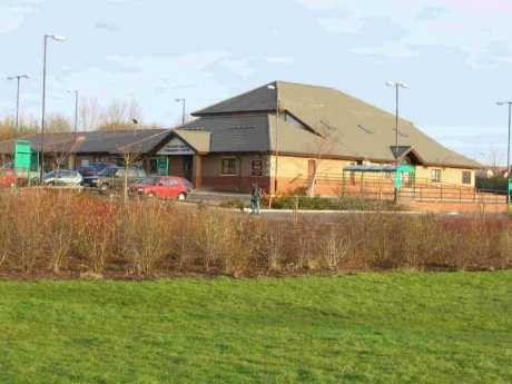 Paxcroft Mead Community Centre