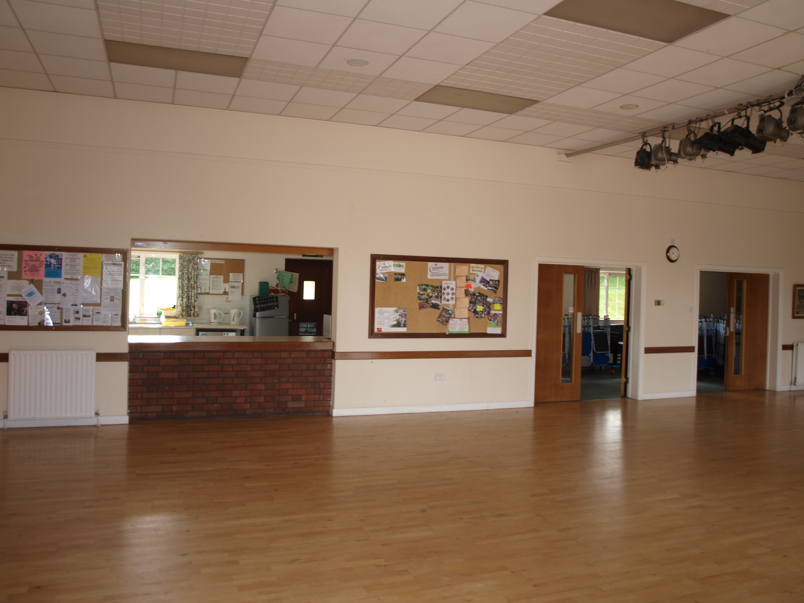 Winterbourne Glebe Hall