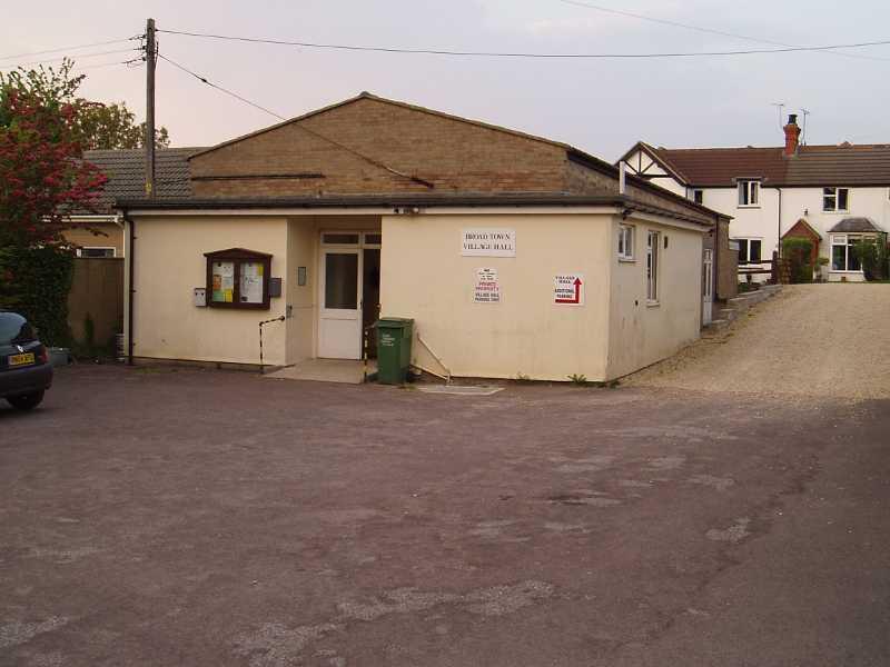 Broad Town Village Hall