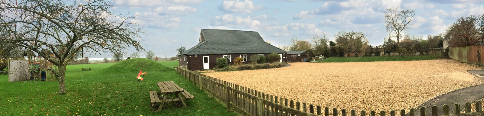 Charlton Village Hall & Recreation Grounds