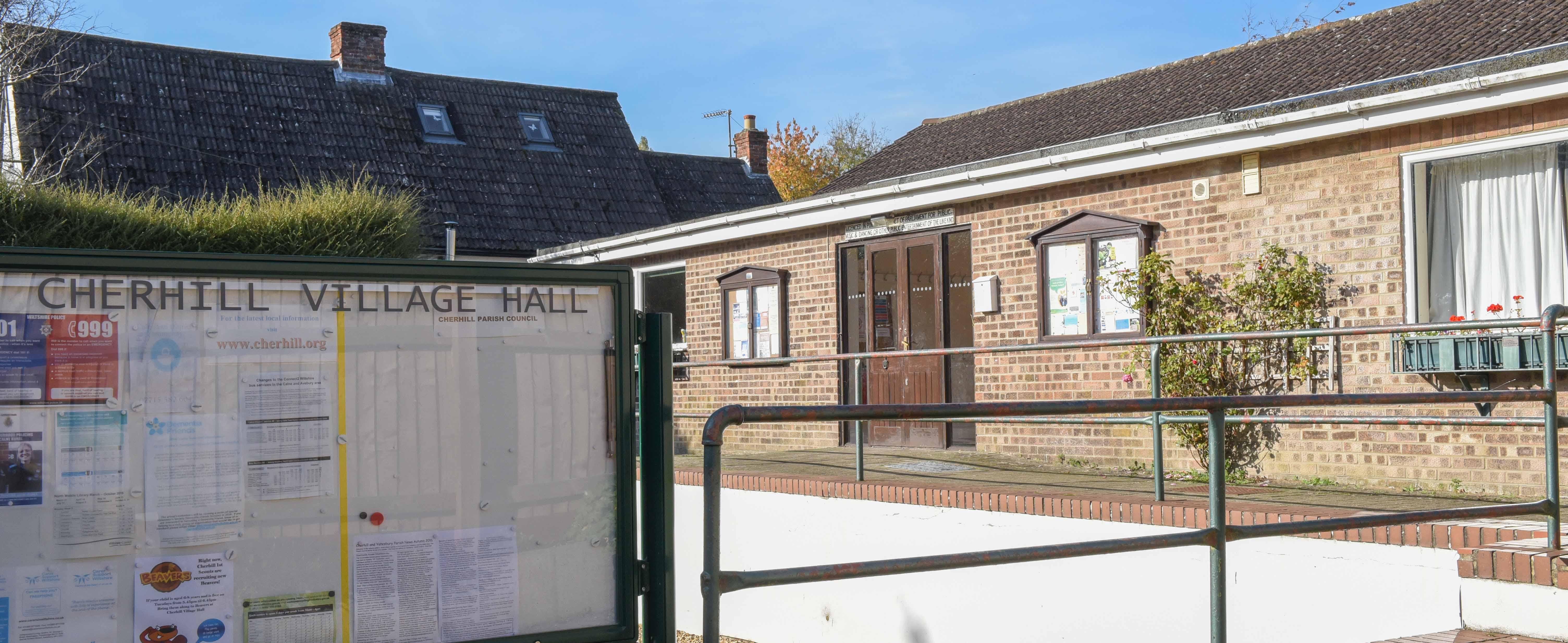 Cherhill Village Hall