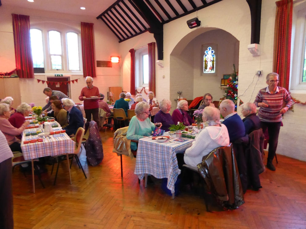 Edington Parish Hall