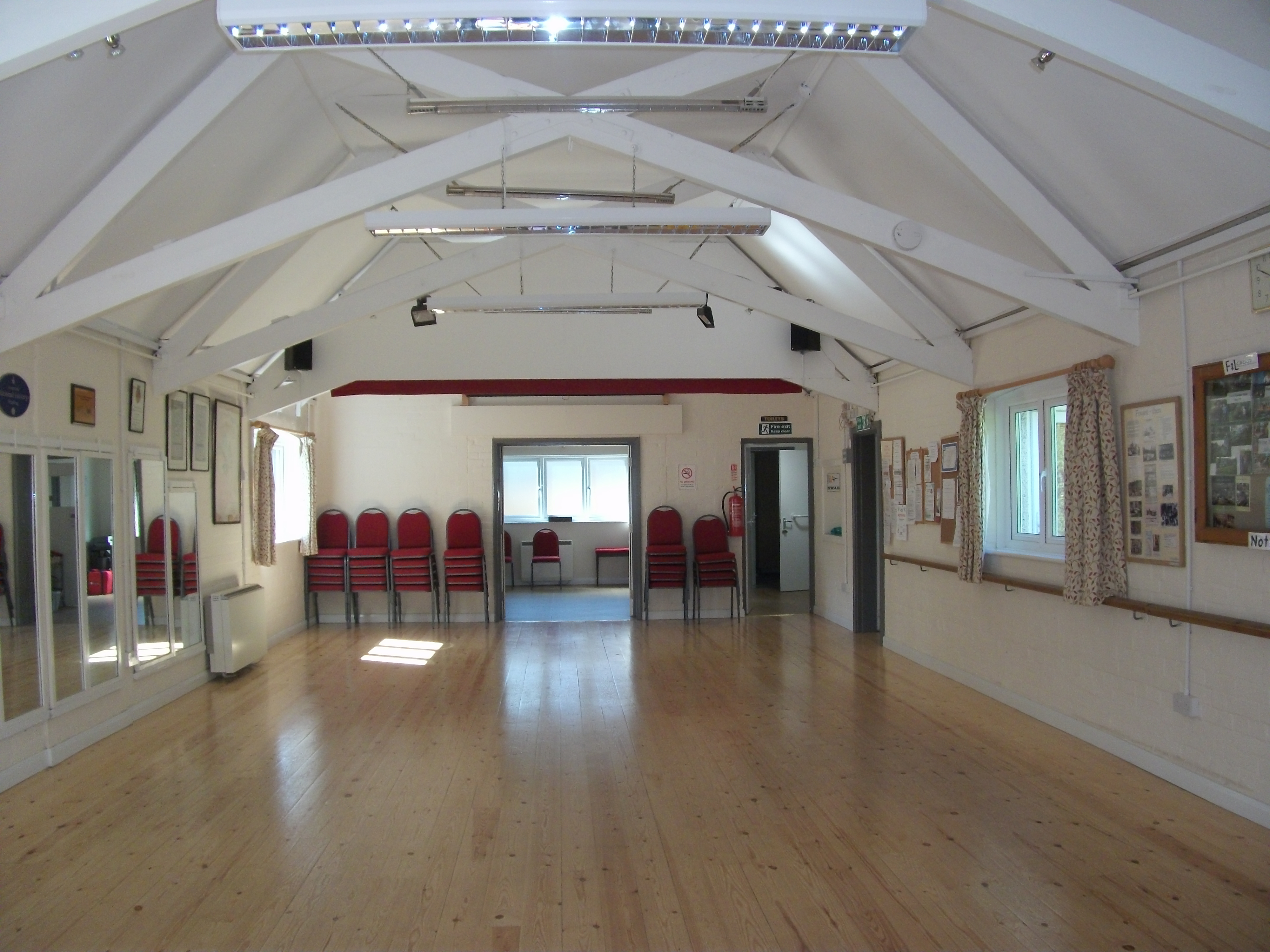 Fovant Village Hall