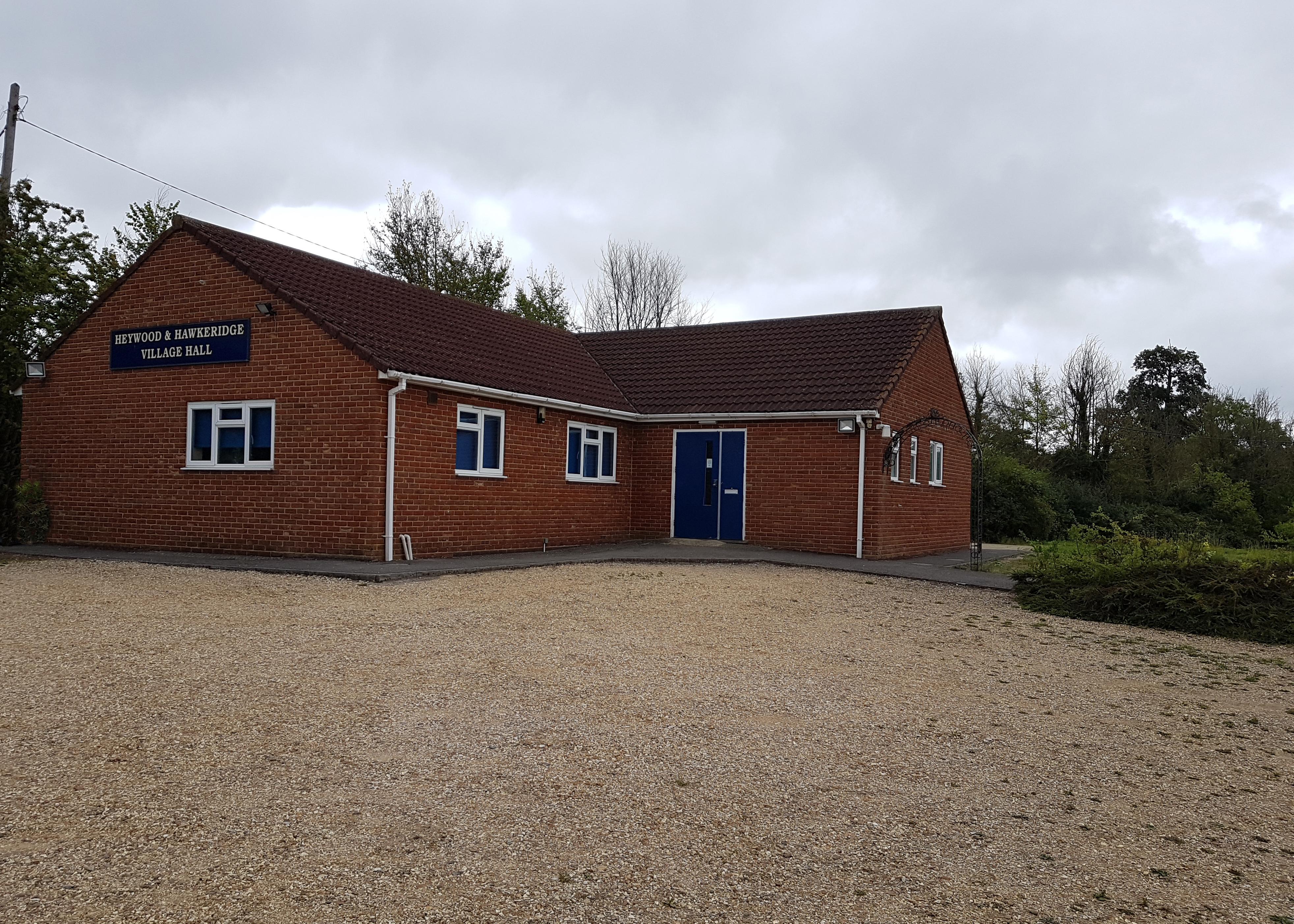 Heywood and Hawkeridge Village Hall