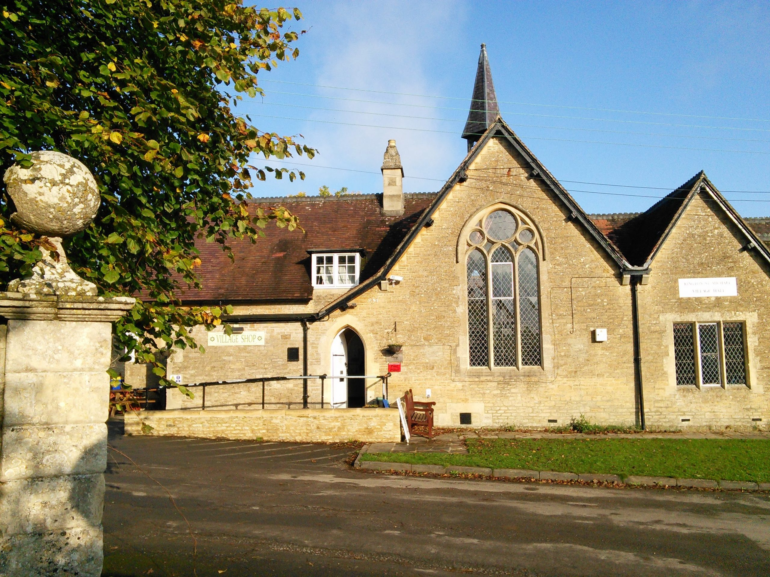 Kington St Michael Village Hall