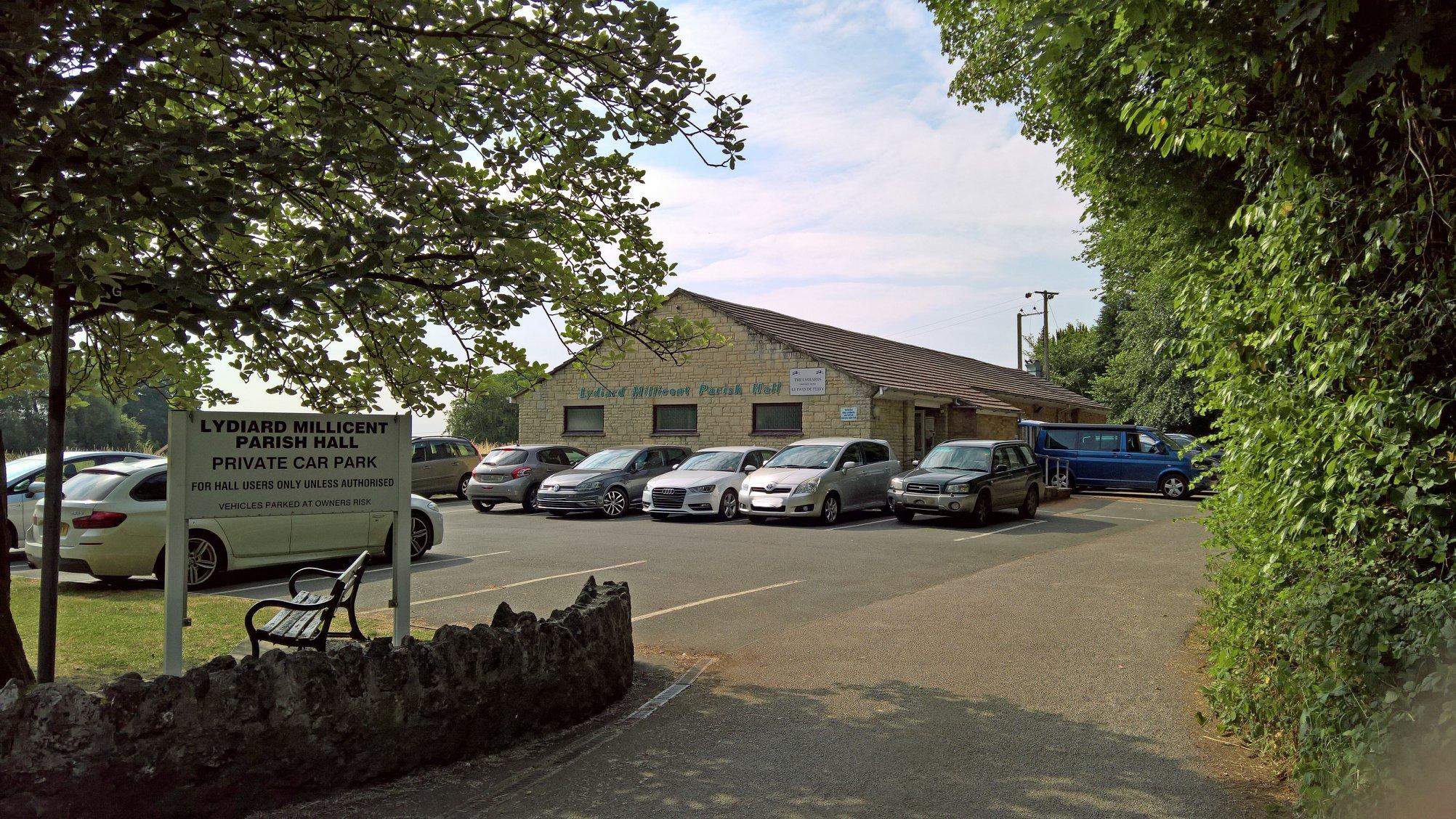 Lydiard Millicent Parish Hall