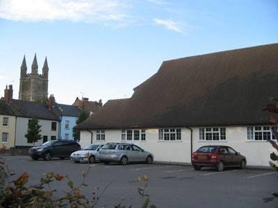 Cricklade Town Hall