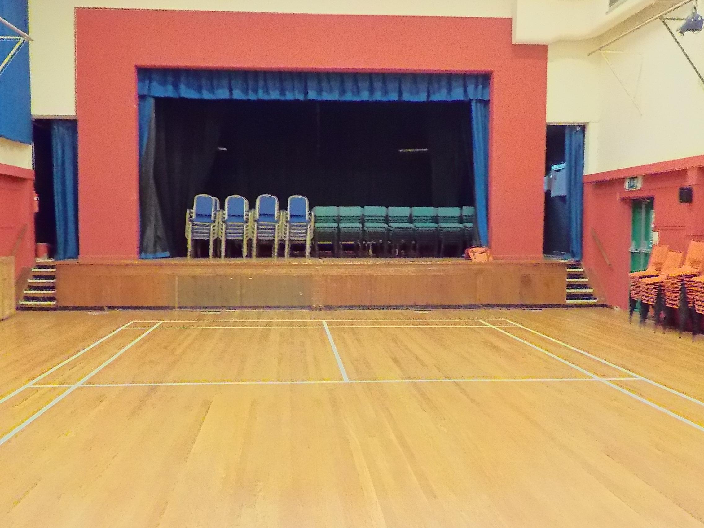 Selwyn Hall Box