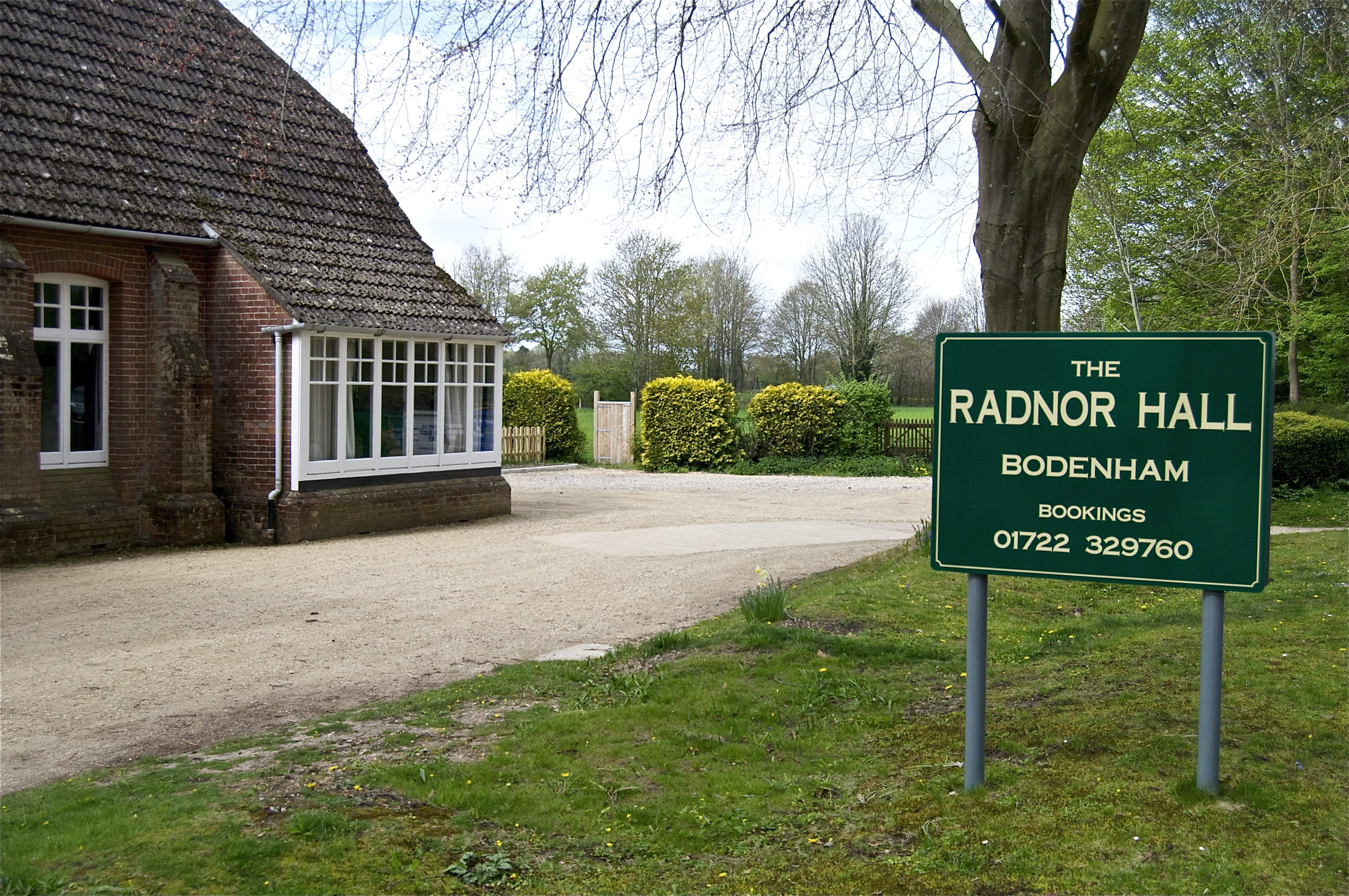 Radnor Hall Bodenham Salisbury