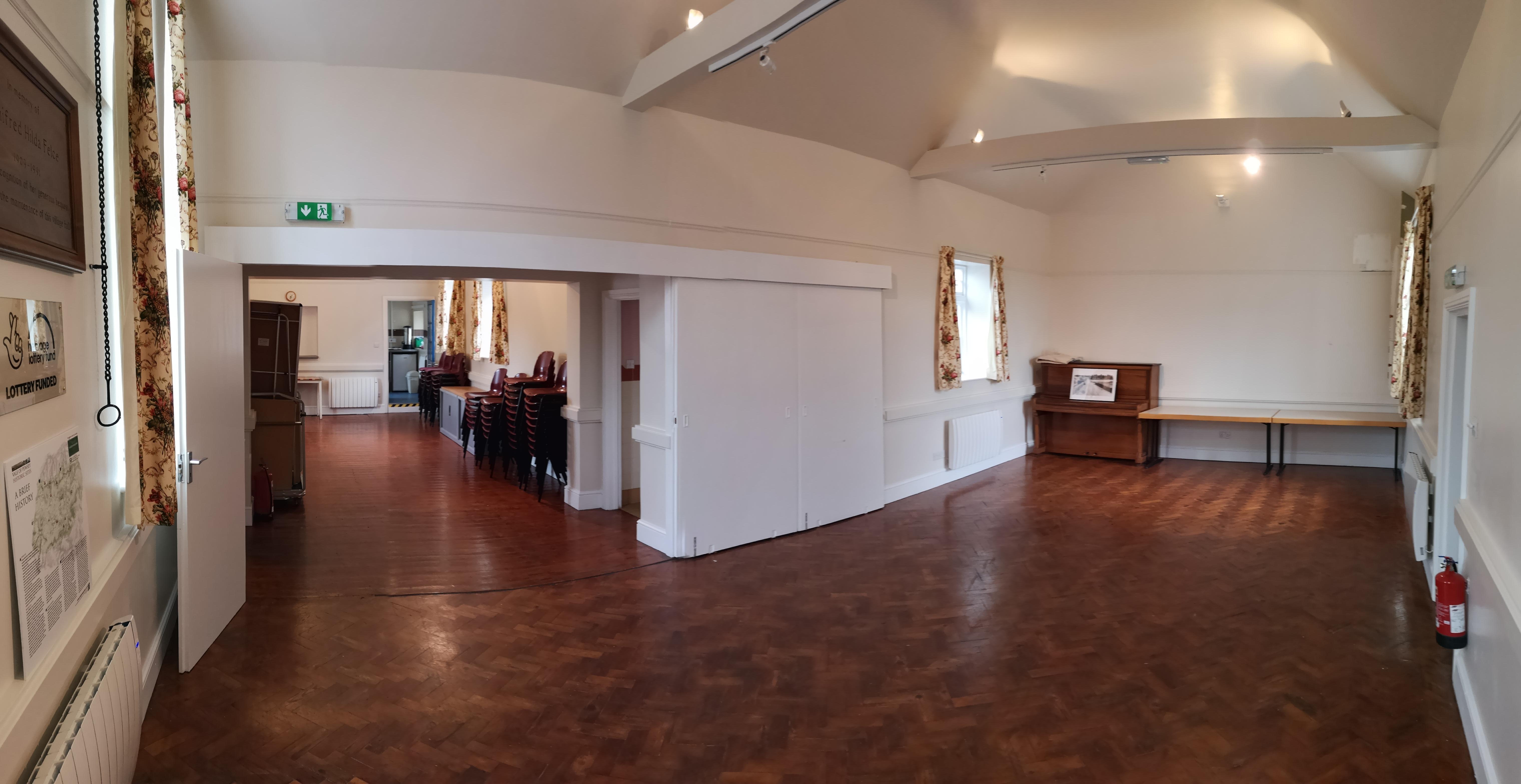 Wilcot Village Hall