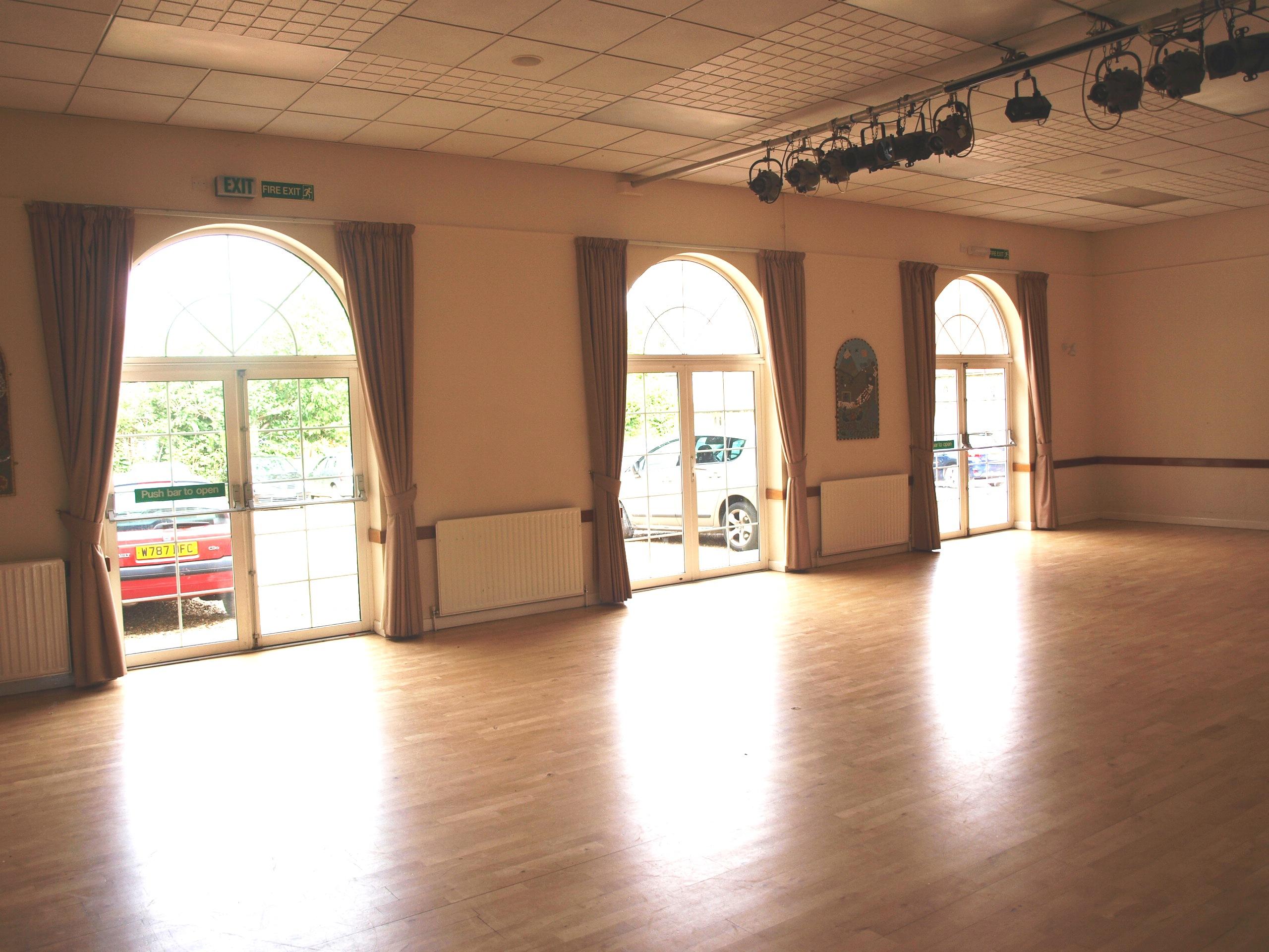 Winterbourne Glebe Hall