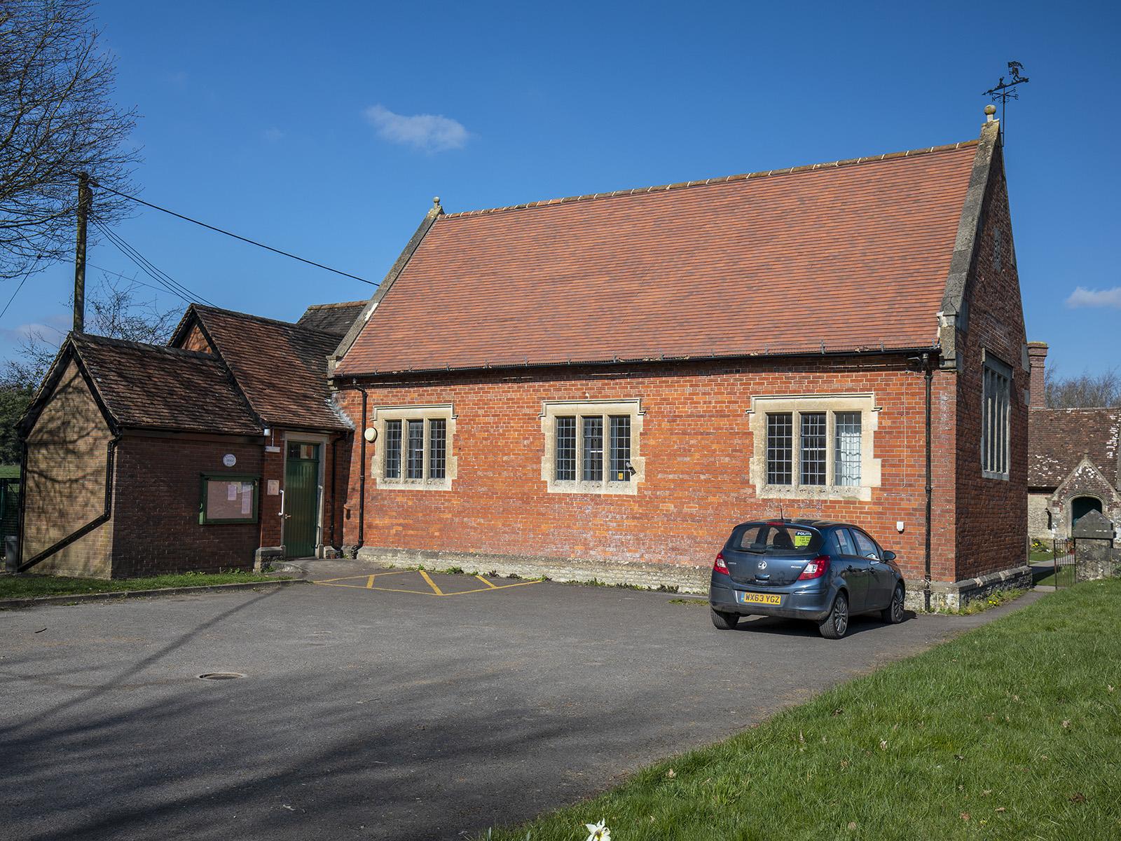 Zeals Village Hall